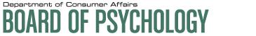 Board of Psychology